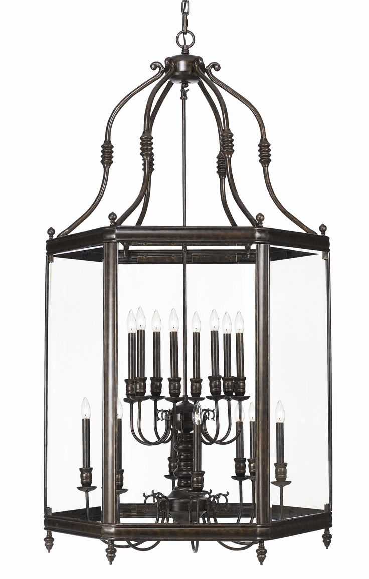 Large Foyer Drum Pendant : Large scale foyer lantern quot w h
