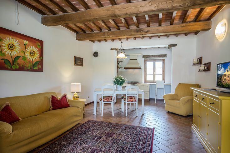 Tuscany apartments for Rent - Volterra & Pisa