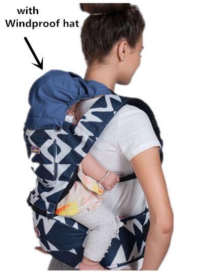 Promotion! baby carrier Kangaroo Ergonomics baby carrier sling Boys Girls portabebe Canguru Shoulders