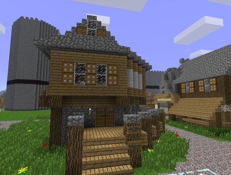252 best Minecraft house ideas images on Pinterest Minecraft