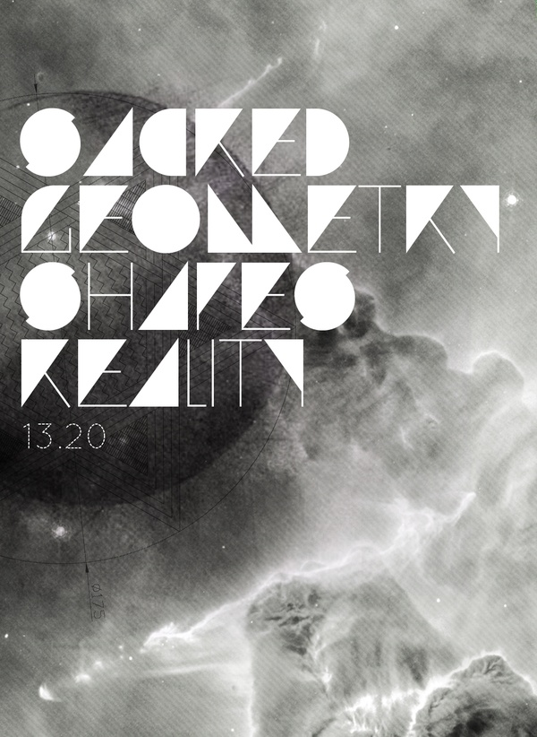 Sacred Geometry - 1320 by 1320 Works , via Behance