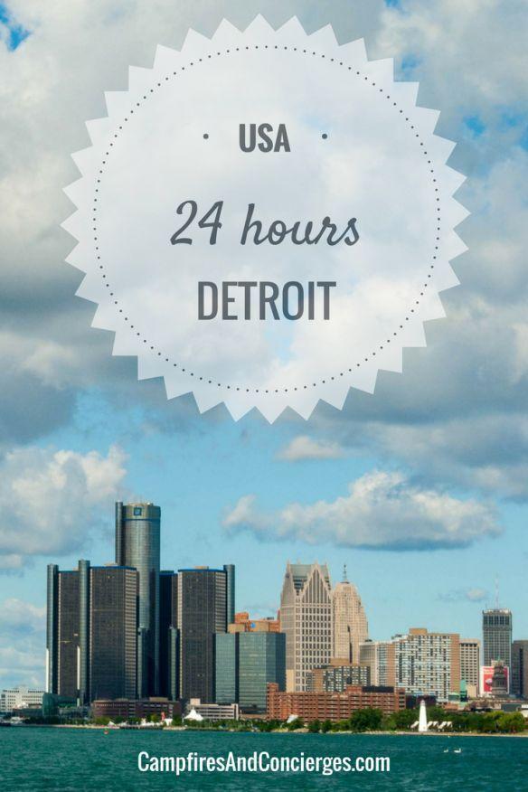 Detroit, Michigan, USA Midwest Travel USA Road Trip #detroit #midwesttravel