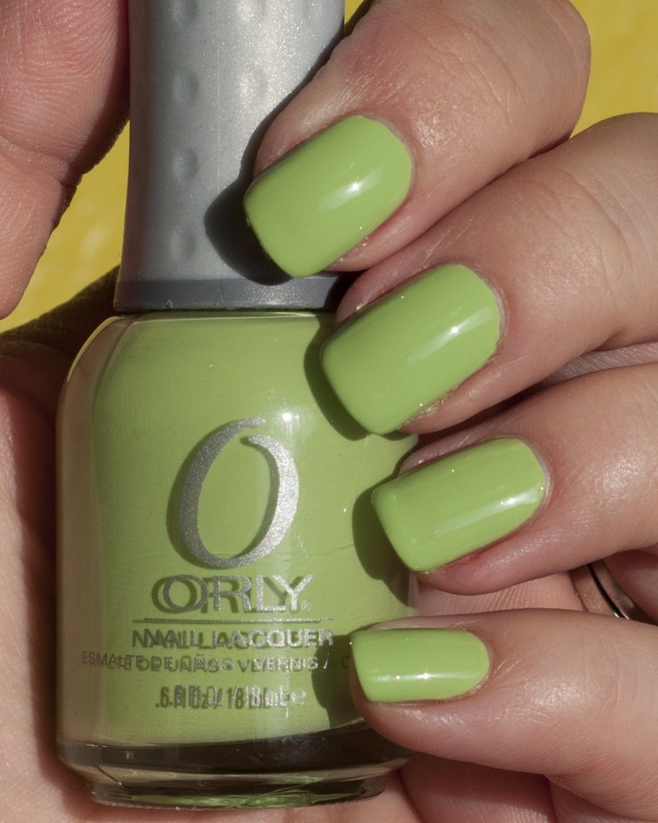 182 best Orly images on Pinterest | Finger nails, Swatch and Daily nail