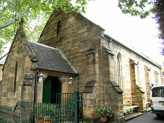 Let www.wishbucket.com.au help you make this happen! St Bede's Church Pyrmont
