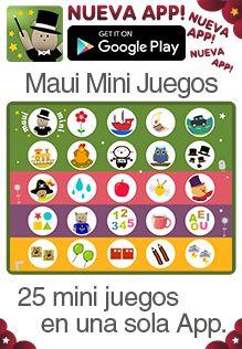 Maui Mini Aplicacion Juegos Educativos Infantiles