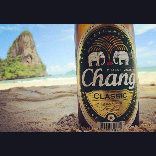 // T h a i l a n d //  Who wants a beer? Photo taken by ultimate.travel on Instagram  #beer #thailand #beach