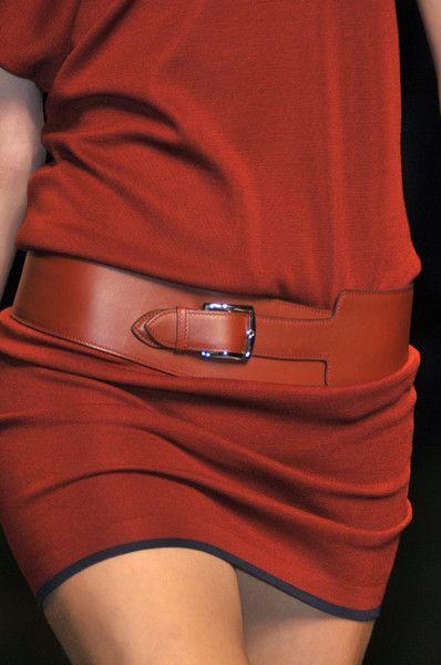 Hermès cinturón