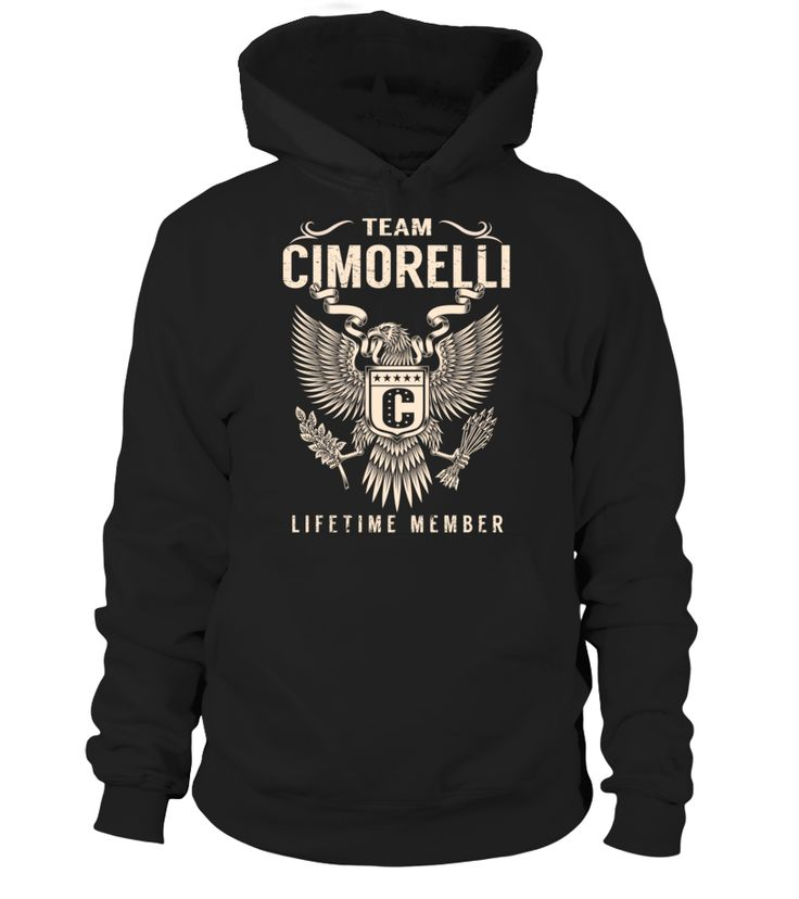 Team CIMORELLI Lifetime Member