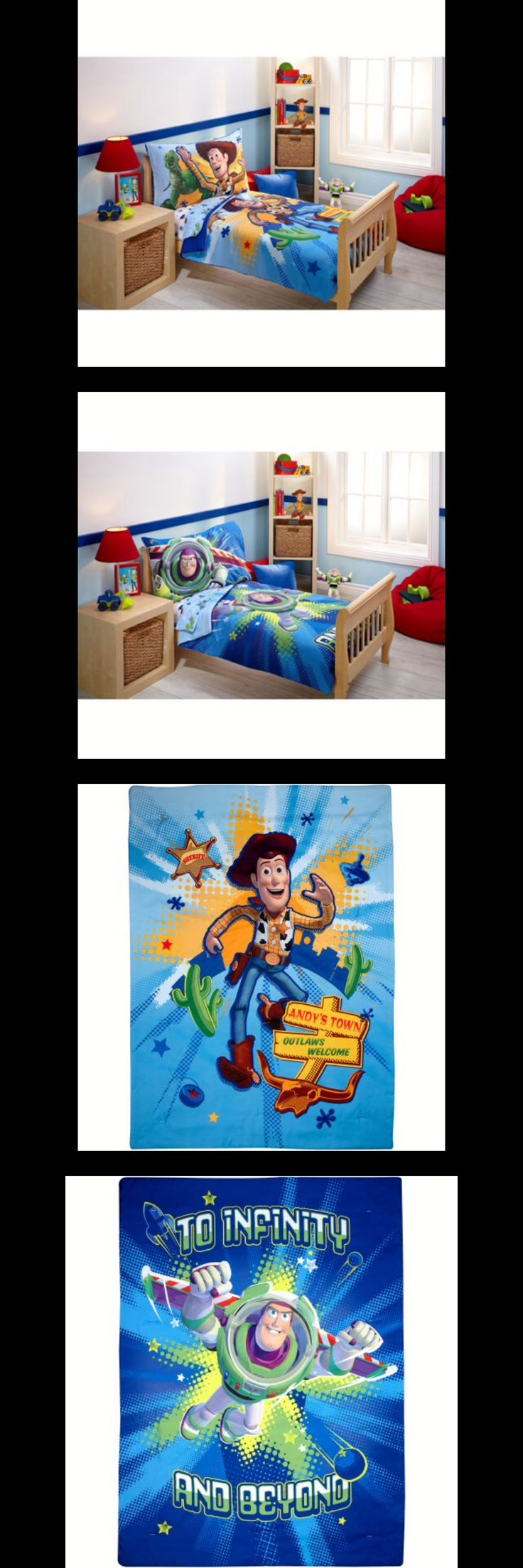 Jessie from toy story bedding - Bedding Sets 66731 Toy Story 4 Piece Reversible Toddler Bed Set Bedspread Sheets Pillowcase New
