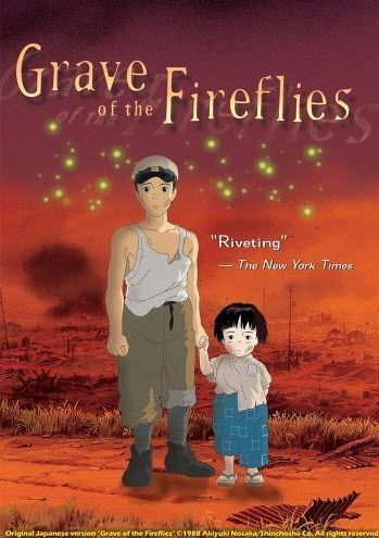 Grave of the Fireflies this movie had me crying like a baby