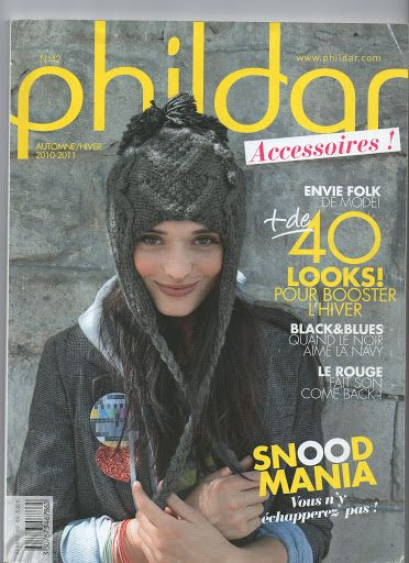 Phildar n°42 - Accessoires! (2010/11)