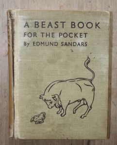 A Beast Book For The Pocket Edmund Sandars