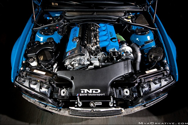 BMW E46 M3 supercharged and tuned by Active Autowerke