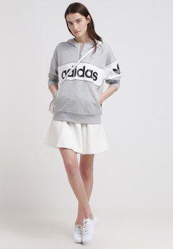 adidas Originals - CITY - Hoodie - medium grey heather