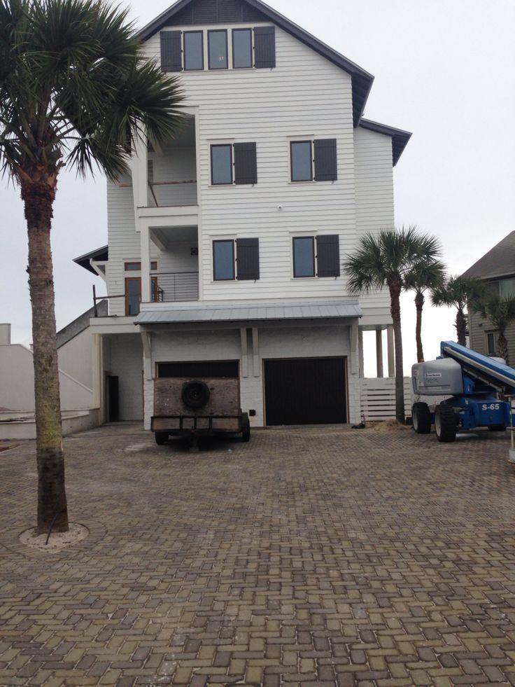 Luke Bryan Beach House Beachfront Mansions Homes