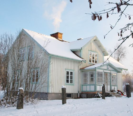 The white house in Sweden