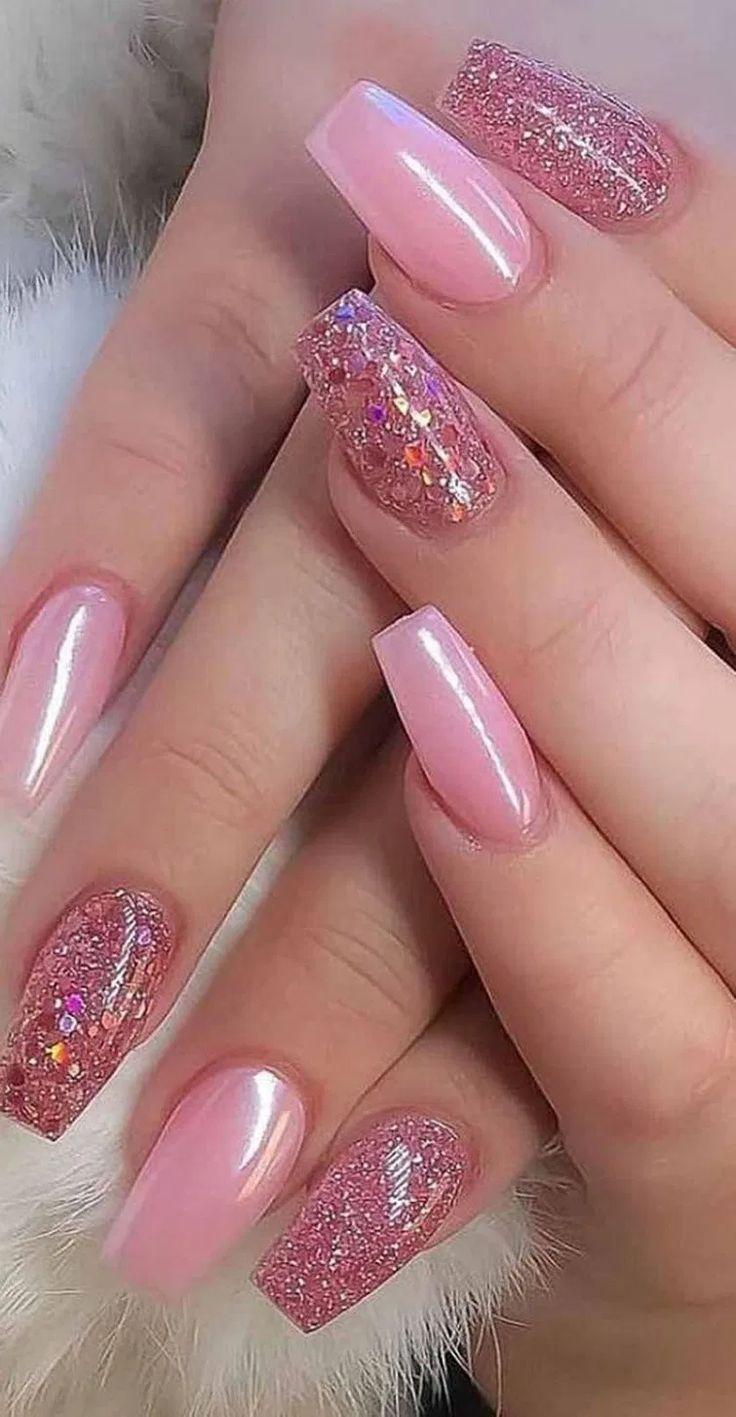 how to apply gel polish on acrylic nails