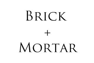 only music saves: Artist of the day : Brick + Mortar.