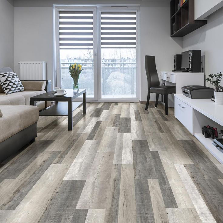 Lifeproof Luxury Vinyl Plank Flooring