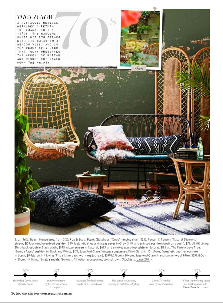 Australian Home Beautiful November 2015