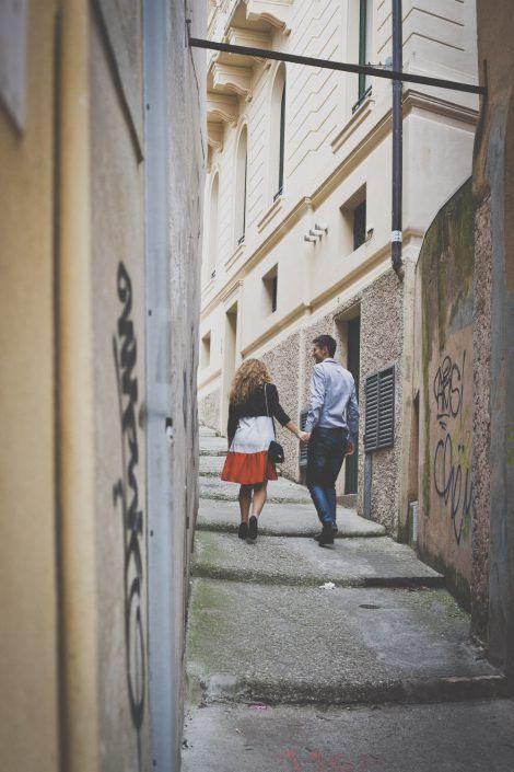 Engagement – FotoSuMisura  Foto di fidanzamento per le vie di Bassano del Grappa, una sessione street per M&M.  #fotosumisura