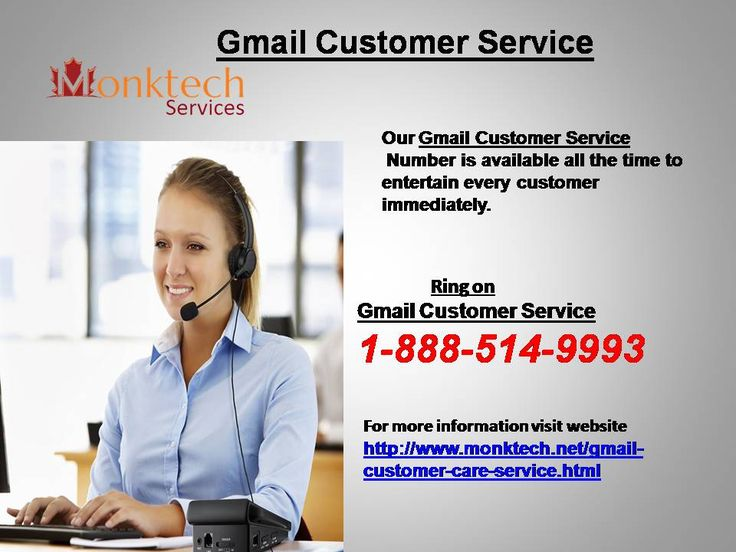 There are lots of reasons because our Gmail Customer Service team members deserve appreciation, but we have highlighted some important points only: Issues related to sign in will be eliminated. Password related issues will also be handled. Security and privacy settings will be managed. So, without wasting your time dial the number 1-888-514-9993 and take assistance from our diligent techies. For more data visit website http://www.monktech.net/gmail-customer-care-service.html