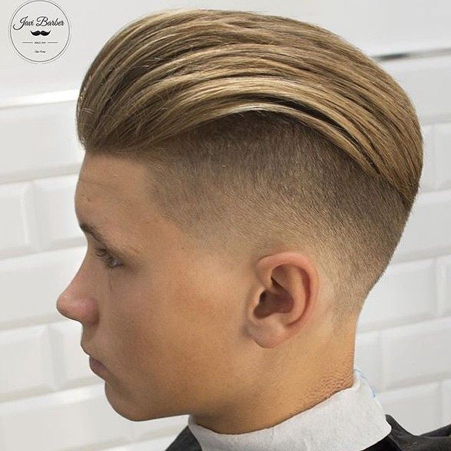 Pomade Hairstyles Unique 684 Best Cortes De Cabello Para Hombres Images On Pinterest  Man's