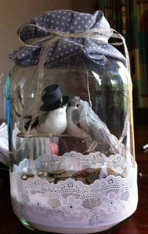 Geld voor bruidspaar