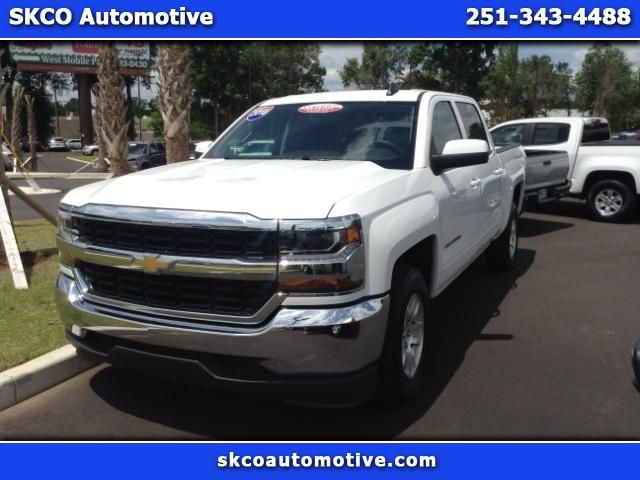Used 2018 Chevrolet Silverado 1500 2wd Crew Cab 143 5 Lt W 1lt For Sale In Mobile Al 36608 Skco Automotive Cars For Sale Used Trucks Used Cars