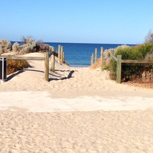 Bathers Beach access, Fremantle, WA