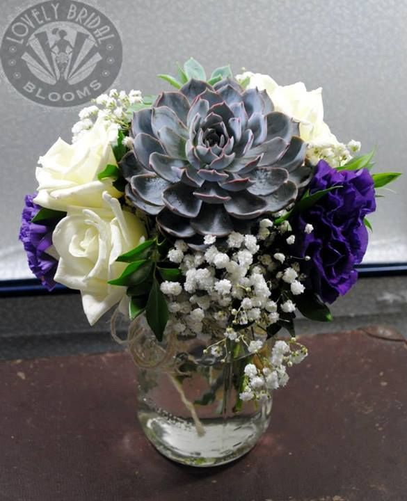 created by Lovely Bridal Blooms