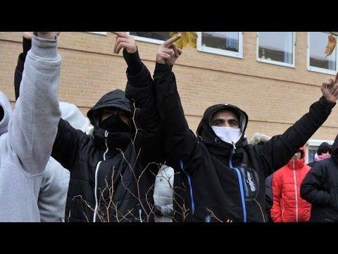 Muslim Gangs Take Control of 55 Zones in Sweden (Video) - TLVFaces - TLVFaces
