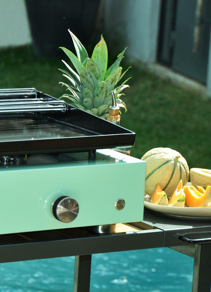 LA PLANCHA VERYMINT SIMPLICITY BY VERYCOOK ! Plancha gaz avec plaque de cuisson en acier émaillé -  Garantie 5 ans toutes pièces - Livraison offerte en 72h à partir de 60€ d'achat. http://www.verycook.com/plancha-gaz/plancha-gaz-acier-emaille-simplicity-272#/couleurs_plancha-verymint