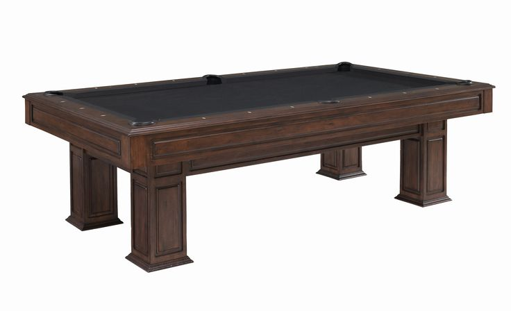 Landon II 8ft Pool Table with Enclosed Rail