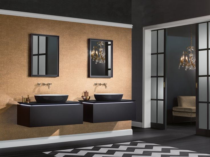 11 best Badmöbel   Bathroom Furniture images on Pinterest - badezimmermöbel villeroy und boch