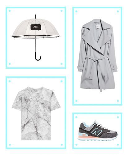Rainy day outfit ideas for every city (so that downpour afternoons aren't so bad)