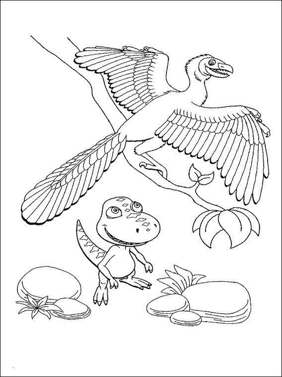 dinosaurier zug 6 ausmalbilder für kinder malvorlagen zum