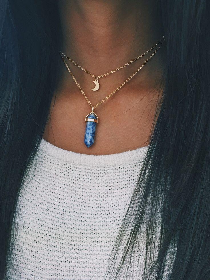 Dark Sea - Gold – Stargaze Jewelry