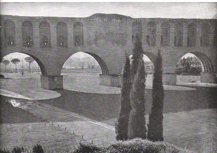 Roma Sparita - Via delle Terme di Caracalla