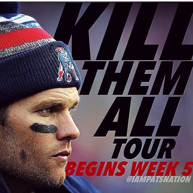 12 days till Tom Brady's suspension is lifted! Who's excited? Pc: @iampatsnation…