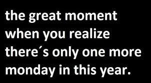 I hope so......