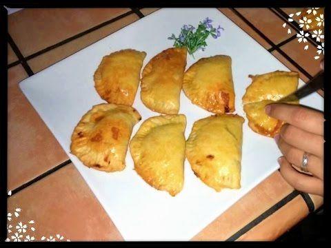 Receta de Empanadillas de Atún Monsieur Cuisine Lidl Español Bellini - YouTube