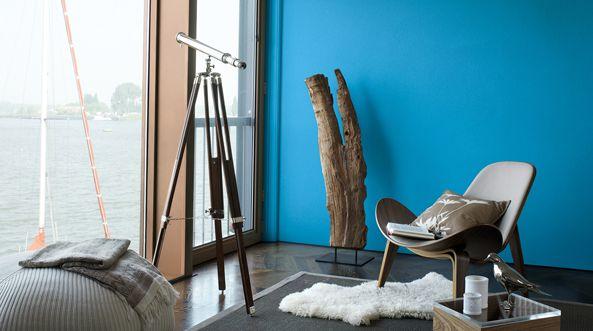 Azul De La Tarde - 89bg 37/353 Azul - Alba - Color - Diseño - Decoración - Pintura