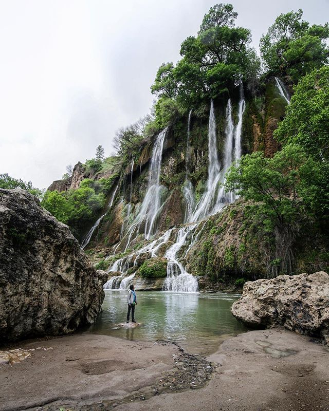 As A Province With Lots Of Water Resources You Will Find Waterfalls Everywhere You Go In Lorestan One Of The Most Water Resources Waterfall Travel Inspiration