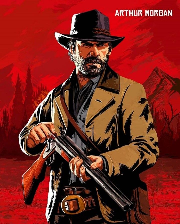 Pin by Whitaker Rehm on Gunfighter Red dead redemption