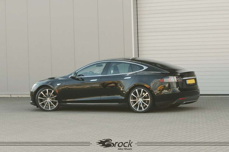 Tesla Model S Brock B32 HGVP Felgen / Alloy Wheels