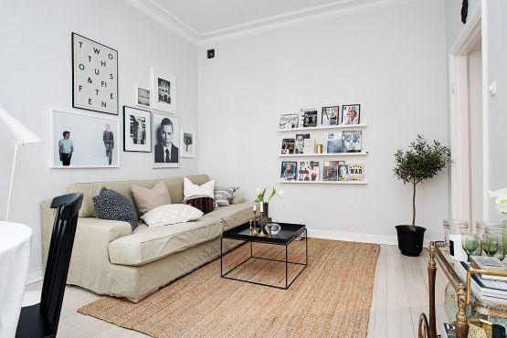 vintage interiores espacios pequenos 2 muebles ikea interiores ...
