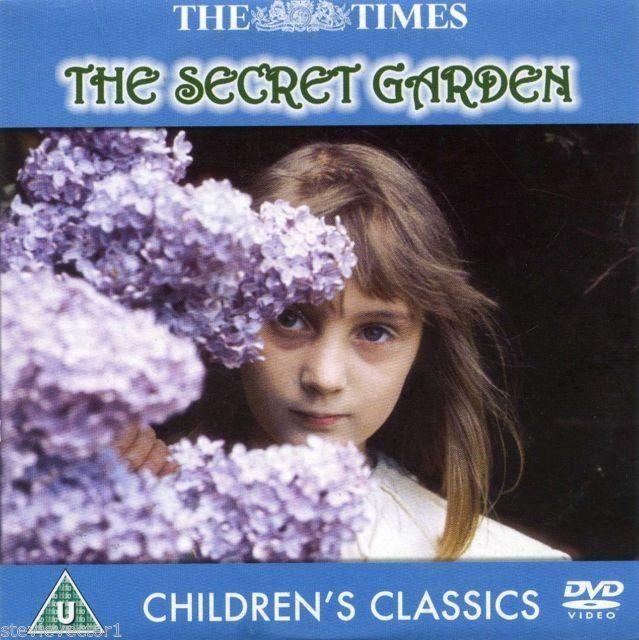 Таємний сад / The Secret Garden (1975) Eng | sub Ukr