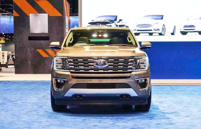 2019 Ford Expedition Redesigned with More Fuel Efficient