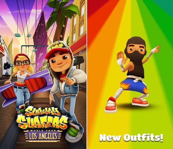 Subway Surfers Los Angeles Cheats & Hacks | Get Unlimited Coins & keys